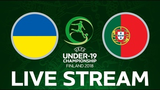 Ukraine vs. Portugal: UEFA Under-19 Championship Semi-final LIVE!