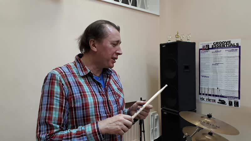 мастер-класс от Шафранова В.Г.