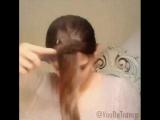 Как подстричь самому волосы
