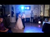 Первый танец отца и дочери. Первый танец молодых.Банкет Вячеслав и Анастасия 20.08.2018