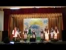 Танец Весны Сценический вариант обряда Гуканне вясны Елизовский ДК