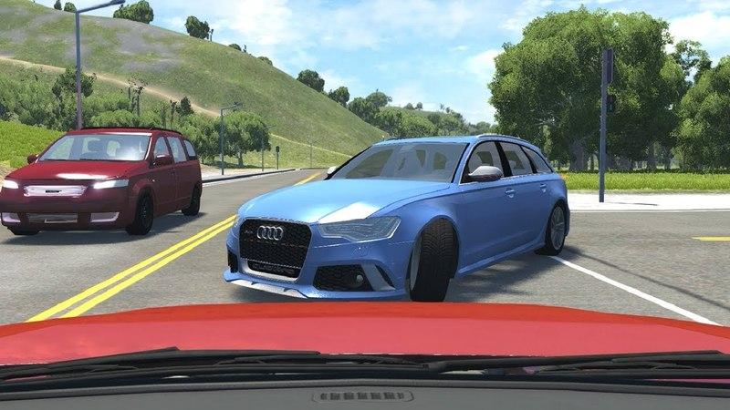Dash Cam Crash Compilation 26 Real Life Sounds BeamNG Drive