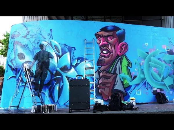 Rasko Goin Big Graffiti 2018