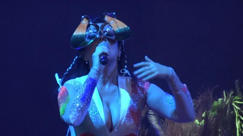 Björk - The Gate (Live In Vincennes 2018)