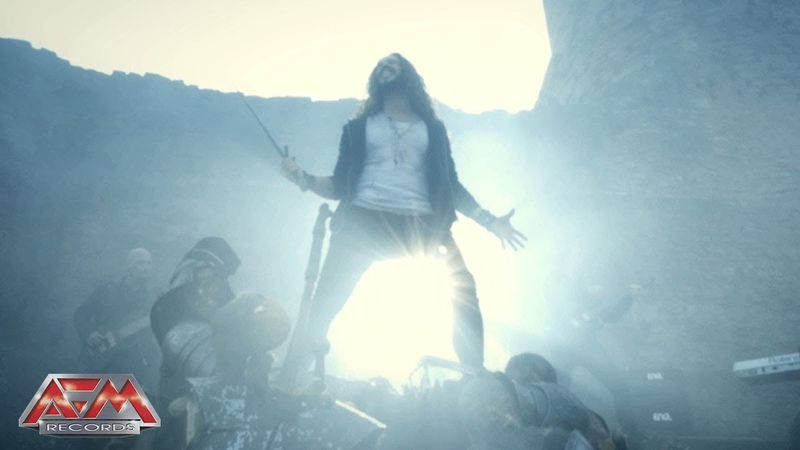 RHAPSODY OF FIRE Rain Of Fury 2019 Official Music Video AFM Records