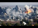 СРОЧНО США Британия и Франция нанесли авиаудары по Сирии USA Britain and France attacked Syria