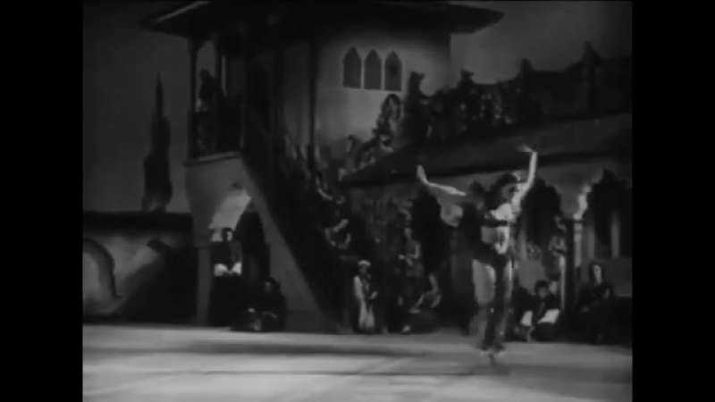 Maya Plisetskaya. The Fountain of Bakhchisarai (episode). 1959