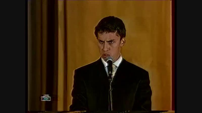 Кышкин дом ( шоу Елены Степаненко) 2001 год Выпуск 2