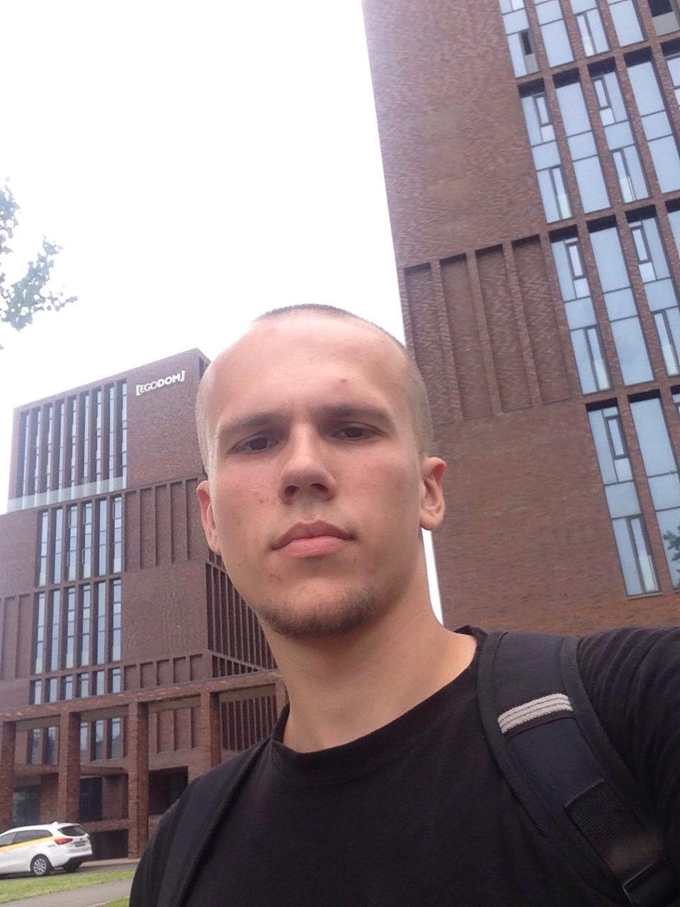 Yuriy, 26, Gomel