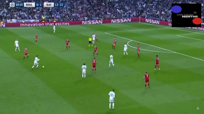 How Zidanes Brilliance Takes Madrid in UCL Final Tactical Analysis - fc Bayern vs Rma 2-2