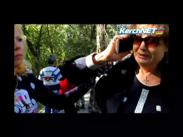 Теракт в Керчи Свидетельство очевидцев