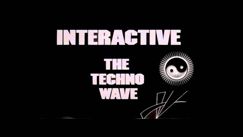 Interactive - The Techno Wave (Single Mix)