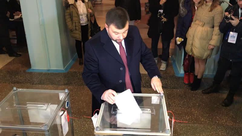 ЕС ввел санкции из-за выборов в Донбассе   10 декабря   День   СОБЫТИЯ ДНЯ   ФАН-ТВ