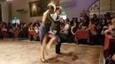 No perder esta exhibición de milonga Aurora Lubiz y Jonathan Spitel tango en salón Canning