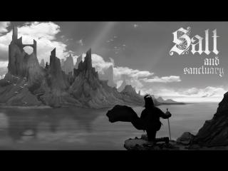 Salt and Sanctuary! Dark Souls платформер в 2D! Пробуем за Паладина! ч.4