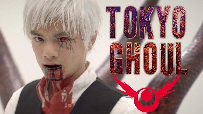 Tokyo Ghoul - Jason Vs. Kaneki (REAnime)