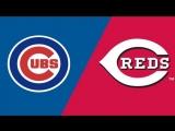 NL / 19.05.2018 / CHI Cubs @ CIN Reds (3/4)
