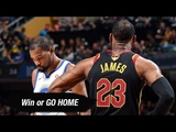 GS Warriors vs Cleveland Cavaliers - Full Game Highlights   Game 4   June 8, 2018   NBA Finals
