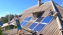✅Бюджетная мощная Солнечная Электростанция из доступных элементов своими руками