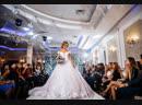 Шоу показ авторских работ модельера свадебной и вечерней моды Виктории Волковой