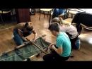 Вязание носилок Кадеты - 2