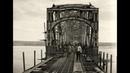 Виды строительства Романовского моста через Волгу возле Свияжска. 1911-1913