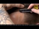 Hair Set 10 стрижка площадка, коктейльная прическа, Revlon Sensor Perm Computer