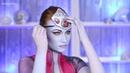 Widow Maker Overwatch Makeup Cosplay Tutorial