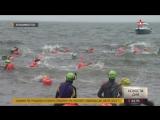 К 80-летию Приморского края во Владивостоке состоялся шестой по счету Международный марафонский заплыв «Амурский залив – 2018»