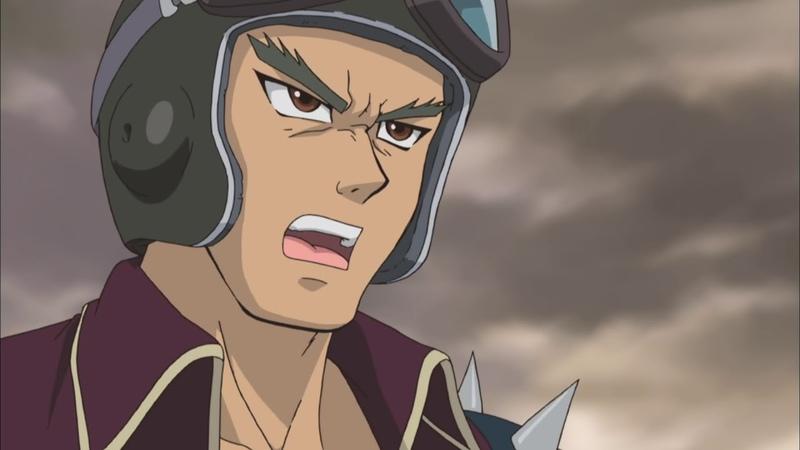 Yu-Gi-Oh! 5D's 1x34 (Sinais Sombrios: Parte 3) LAS dub