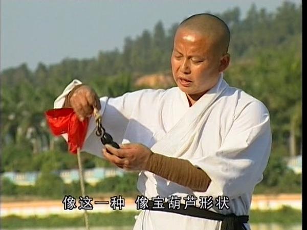 Обучающее видео ШенБяо (дротик на верёвке) 1 часть