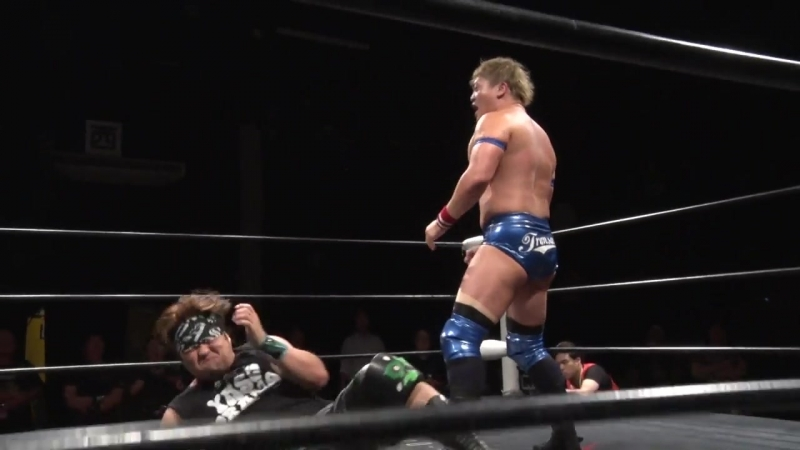 Trans Am Hiroshi, Trans Am Ryuji vs. Daiki Shimomura, Yasu Urano (BASARA - Vajra 74 ~ Feast)