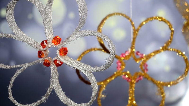 DIY Flower making from Plastic Bottle Christmas Decorations Ideas Diwali Decorations