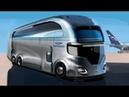 Top 10 Future Bus Concepts   Futuristic Buses  