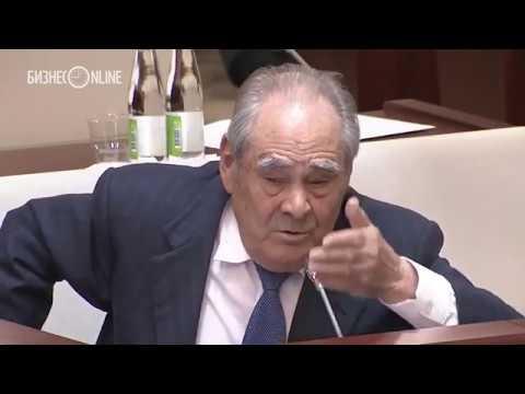 Шаймиев о языковом вопросе: «Я не думаю, что парламент пойдет на нарушение Конституции»