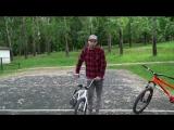 [Данила Гришин] Как правильно научиться BUNNY HOP на BMX - MTB | Дневник тренера 1