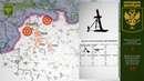 20 октября 2018 Обстановка на линии соприкосновения за сутки Карта обстрелов