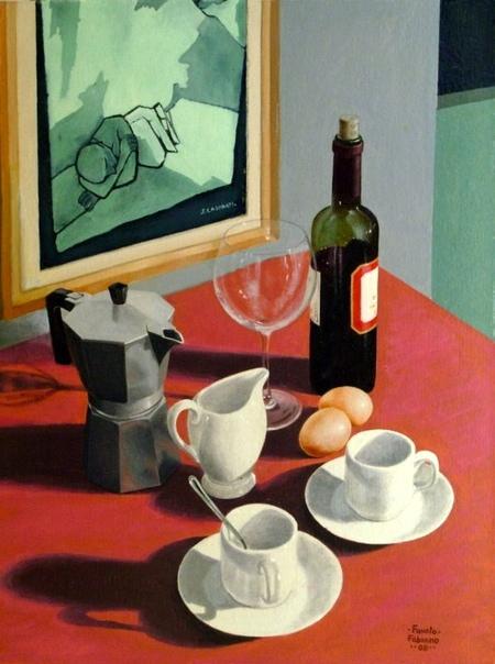 Феличе КАЗОРАТИ (Felice Casorati, 1883-1963) — итальянский художник.