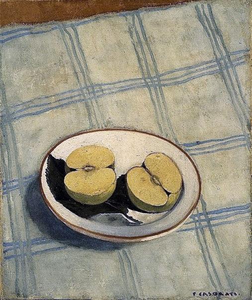 Феличе КАЗОРАТИ (Felice Casorati, 1883-1963) — итальянский художник. Будущий художник первоначально учился на пианиста, затем закончил факультет права в Падуанском университете. Параллельно он