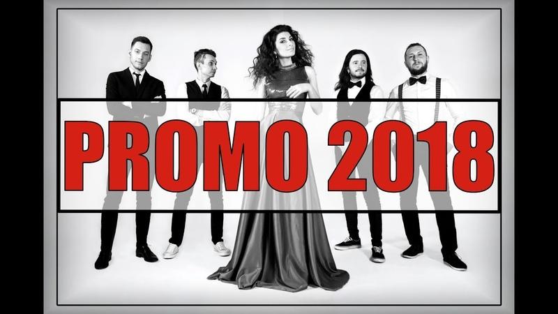 Кавер-группа PANDORA. PROMO 2018. Живая музыка на праздник