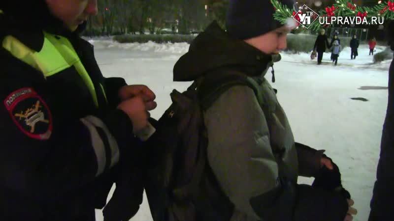 Осторожно дети. Ульяновских школьников спасут световозвращатели