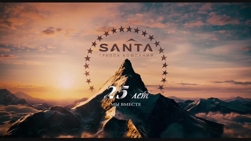Заставка в стиле кинокомпании Paramount