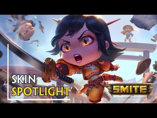 Sunny Chibi Amaterasu Skin Spotlight