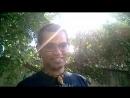 CaspeR . мой сосед по комнате , киртания из Вриндавана , Паван Рам Нарайана провожает меня до такси и обьясняет таксисту путь .