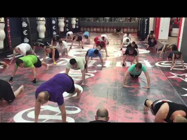 Training im Sportclub Sendling München