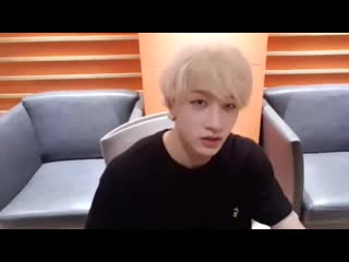 HE SAYS THE CHEESIEST THINGS BUT ITS OKAY CAUSE HES BANG CHAN