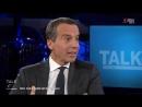 Talk im Hangar 7 Spezial mit Christian Kern