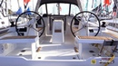 2017 Beneteau Oceanis 35.1 Yacht - Deck and Interior Walkaround - 2017 Annapolis Sail Boat Show