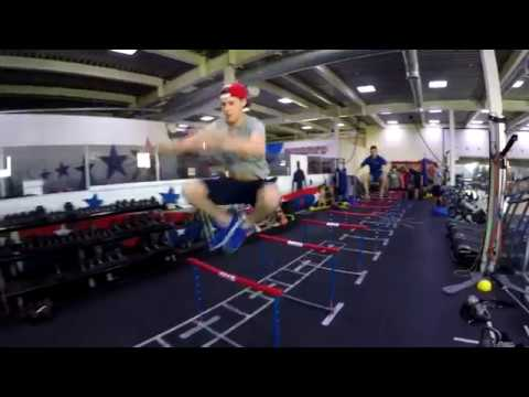 Прыжковая тренировка от Николая Гришанова