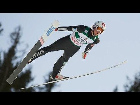 SKI JUMPING: Engelberg, SUI - Men's HS140